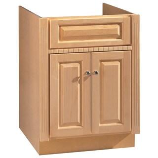 """Hardware House 419986 24"""" X 21"""" Maplewood Two Door Vanity"""