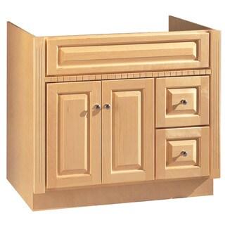 "Hardware House 420026 36"" X 21"" Maplewood Vanity"