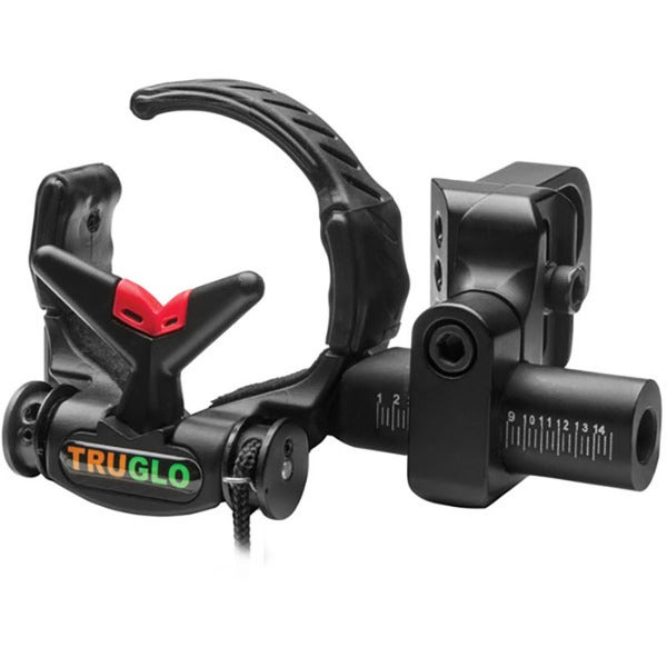 Truglo Black Down-draft Arrow Rest