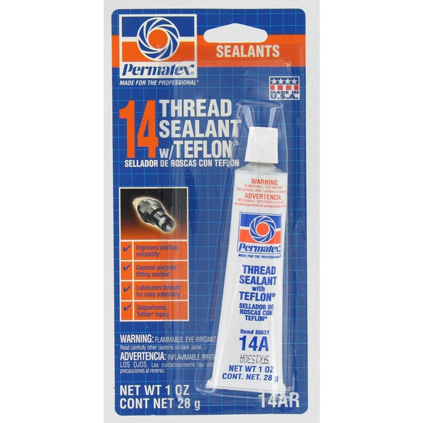 Permatex 80631 565 Thread Sealant