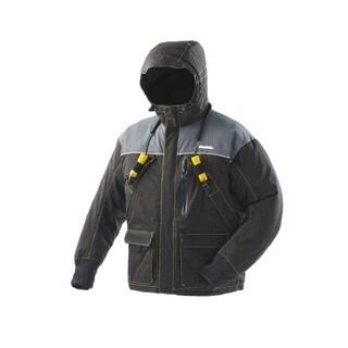 Frabill Men's Black High Performance Ice Fishing Jacket