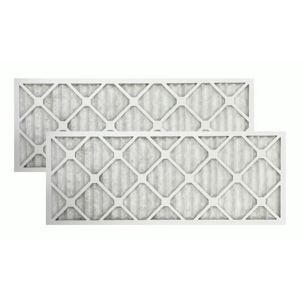 Merv 11 21-inch x 23-inch x 1-inch Allergen Air Furnace Filters (Pack of 6) 20223547