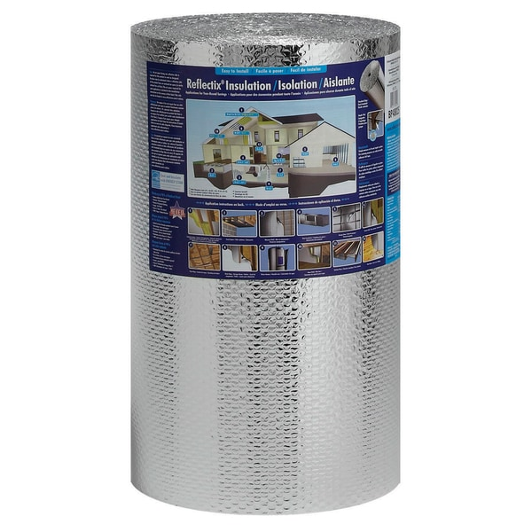 "Reflectix BP24050 24"" X 50' Bubble Pack Insulation 20223867"