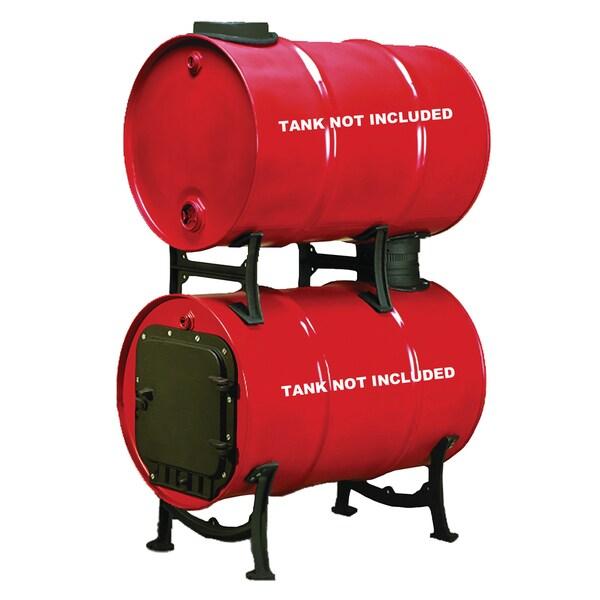 United States Stove Company BKAD500 Double Barrel Adapter Kit 20224004