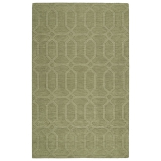 Trends Sage Pop Wool Rug (8'0 x 11'0)