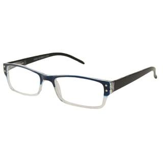 Urbanspecs Readers Square Blue Reading Glasses