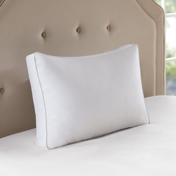 Sleep Philosophy Flex Tech White Pillow