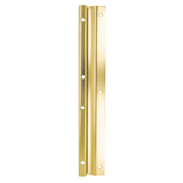 Ultra Hardware 59044 Brass Door Latch Protector