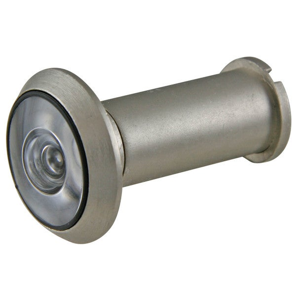 Ultra Hardware 94022 180 Satin Nickel Door Viewer