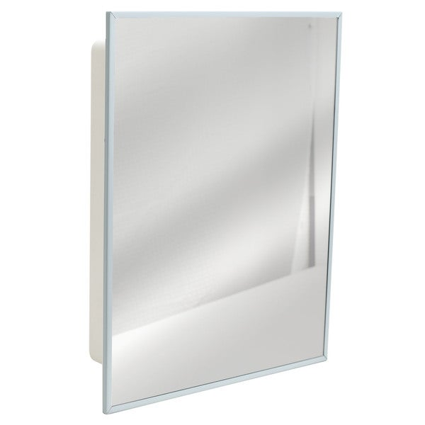 "Zenith X4311 16.13"" X 20.13"" X 4"" Products Swing Door Medicine Cabinet"