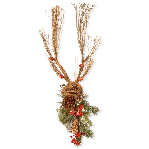 35-inch Christmas Deer Decoration