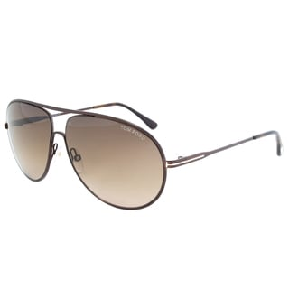 Tom Ford Cliff Aviator Unisex Sunglasses FT0450 49K