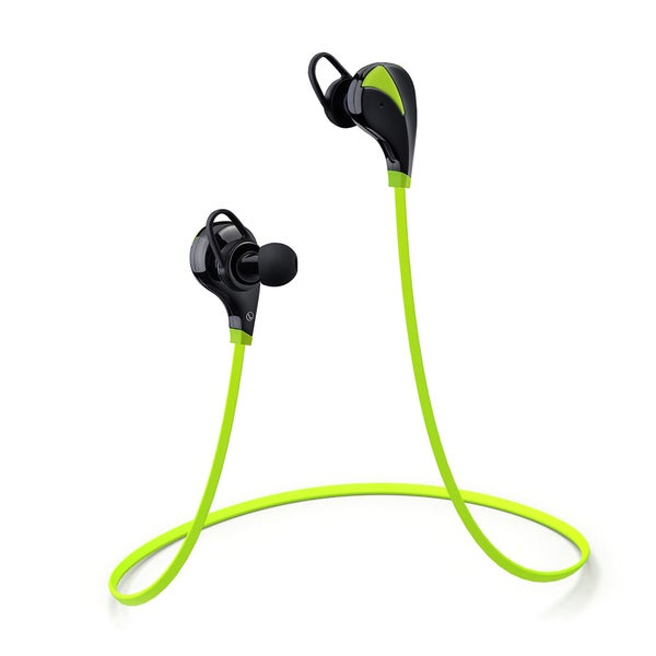 Bluetooth Headphones, Noise Isolating Wireless Headset With Microphone, Lightweight Design for Android IOS Mobile Phones