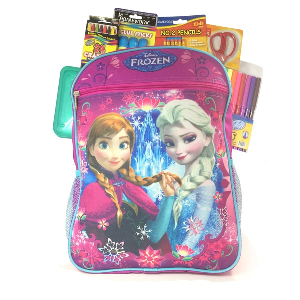 Disney's Frozen Back to School Package Deal for 1st to 5th Graders