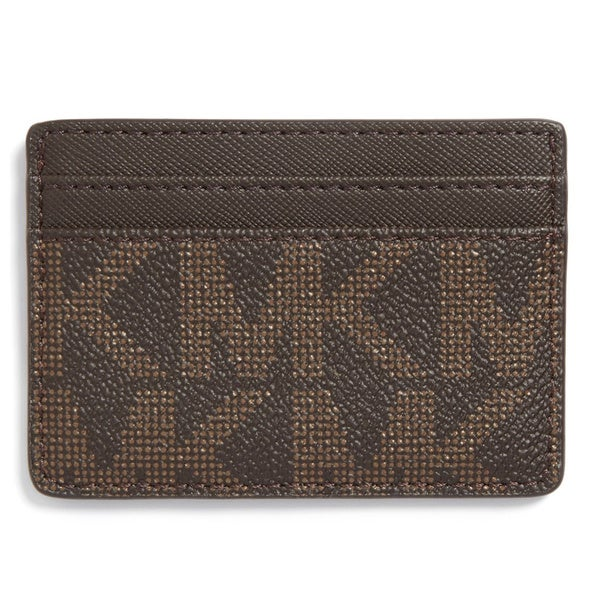 Michael Kors Jet Set Signature Card Holder