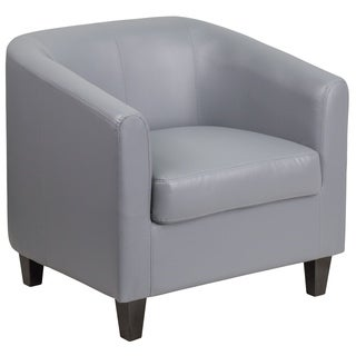 Leather Office Guest Chair / Reception Chair