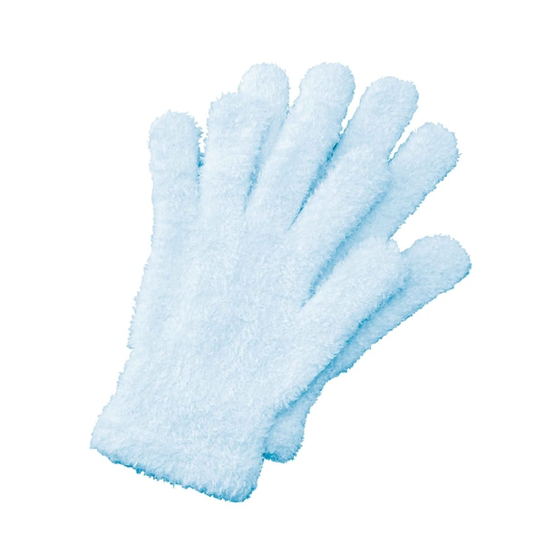 Bucky Blue Aloe-infused Spa Gloves