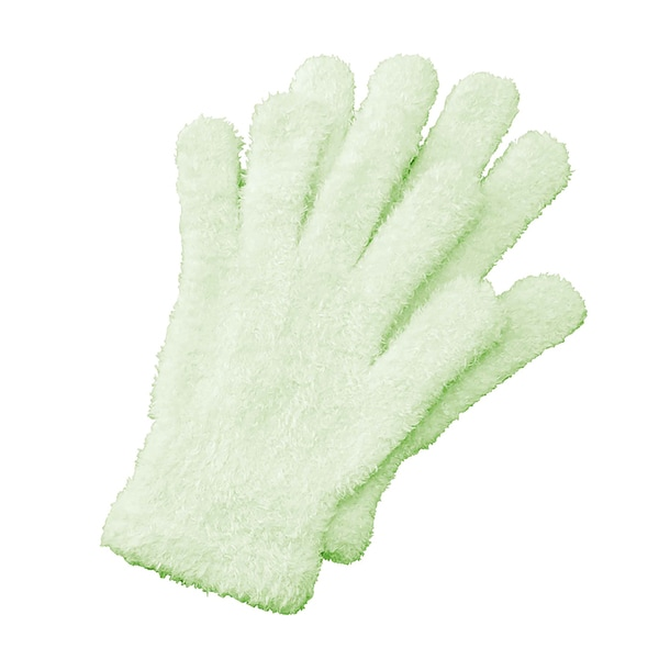 Bucky Mint Aloe Infused Spa Gloves