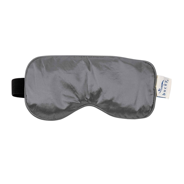 Bucky Serenity Grey Fabric/Buckwheat Eye Mask