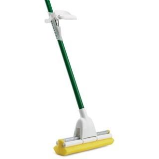 Casabella Height Adjustable Roller Mop With Mop Head