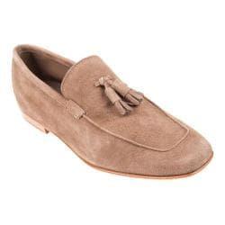 Men's Giovanni Marquez U0680002/265 Tassel Loafer Seppia Suede