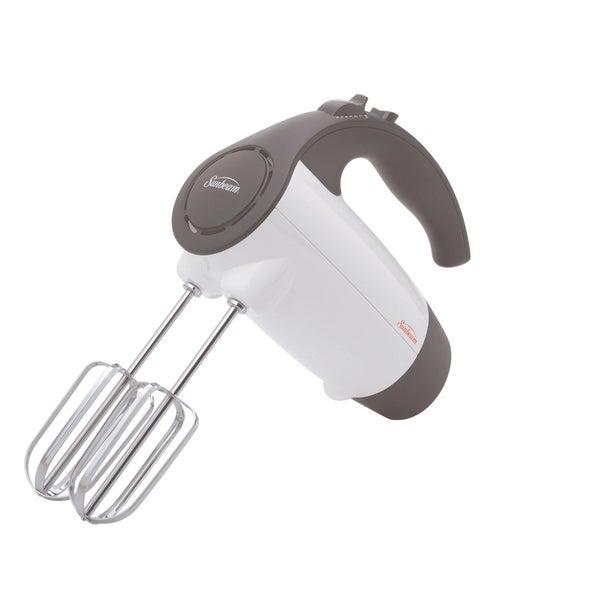 Sunbeam 002526-000-000 220 Watt 8 Speed Hand Mixer