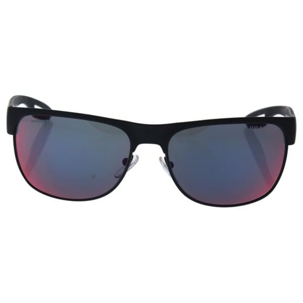 Prada Sport PS57QS-TFZ9Q1 Sport Dark Grey Mirror Blue Red Sunglasses 20246168