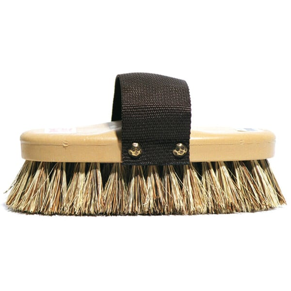 Decker 92 Union FIber Grooming Brush With Strap Firm