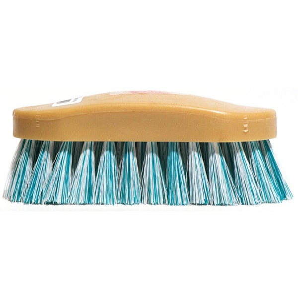 Decker 27 Teal & White Soft Finishing Brush