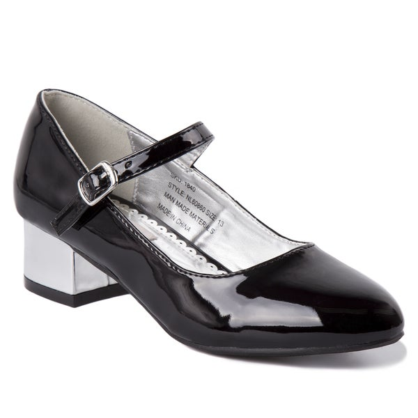 Nanette Lepore Girls' Low-heel Dress Shoes