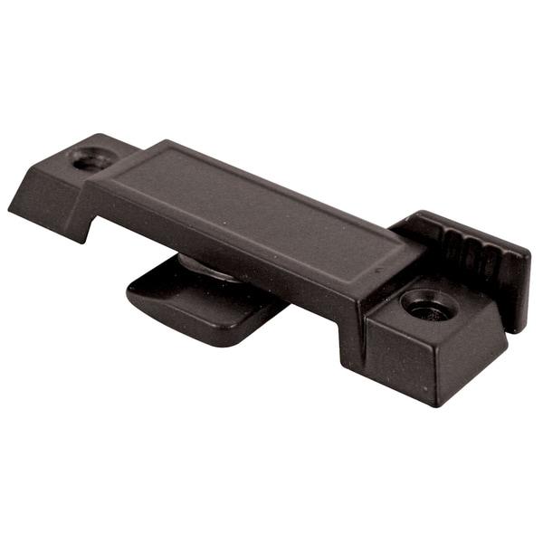 "Prime Line F2589 2-1/4"" Black Diecast Zinc Sash Lock"