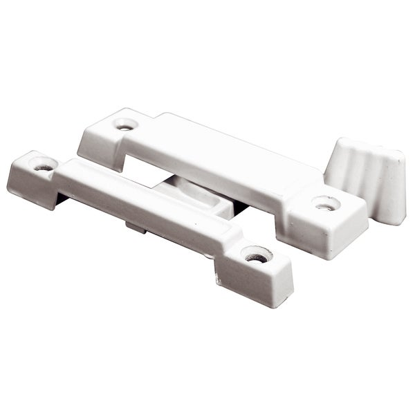 Prime Line F2533 White Window Sash Lock