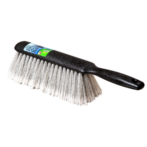 "Laitner Brush Company 733 8"" Plastic Soft Poly Bristle Duster"