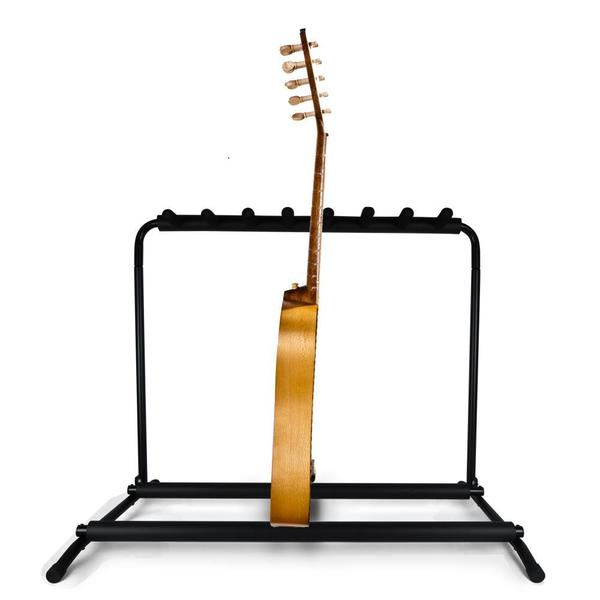 Pyle Multi-instrument Black Steel Guitar Stand