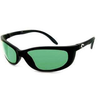 Costa Del Mar FA.11.GMG580 Sport Green Mirror Wave 580 Glass Sunglasses