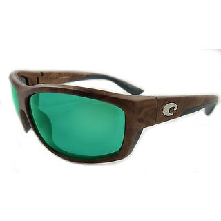 Costa Del Mar BK.70.GMGLP Sport Polarized Green Mirror Wave 400 Glass Sunglasses