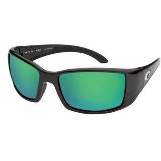 Costa Del Mar BL.11.OGMP Oversized Polarized Green Mirror 580 Polycarbonate Sunglasses