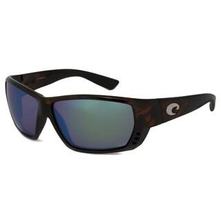 Costa Del Mar TA.10.OGMGLP Sport Polarized Green Mirror Wave 580 Glass Sunglasses