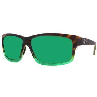 Costa Del Mar UT.77.OGMP Sport Polarized Green Mirror 580P Polycarbonate Sunglasses