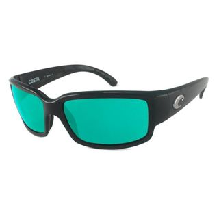 Costa Del Mar CL.11.GMG580 Sport Polarized Green Mirror Wave 580 Glass Sunglasses