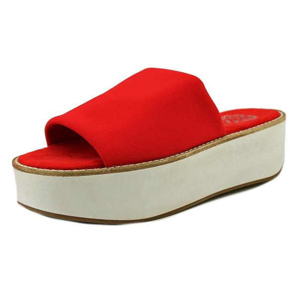 Vince Camuto Women's Blake Red Synthetic Sandals