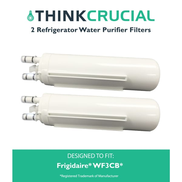 Frigidaire WF3CB Water Filter (2 Pack) 20252649