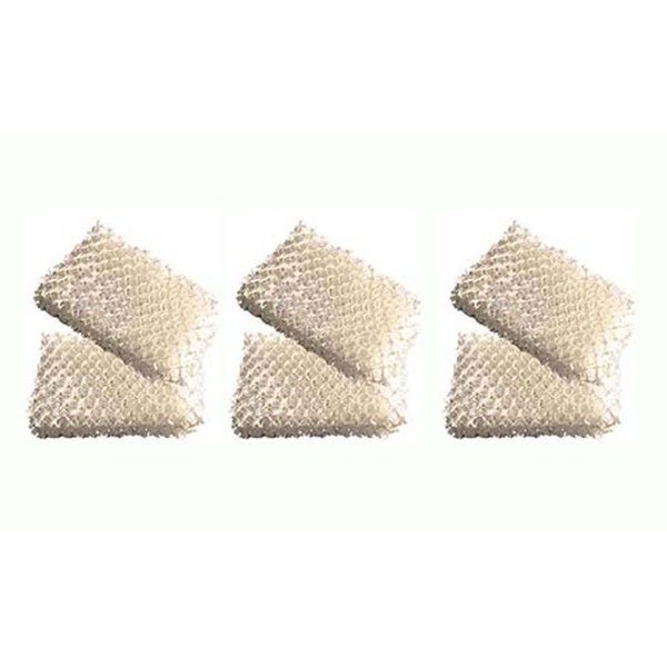 Part # AC-813 & D13-C Robitussin Humidifier Wick Filters (Pack of 6) 20252677
