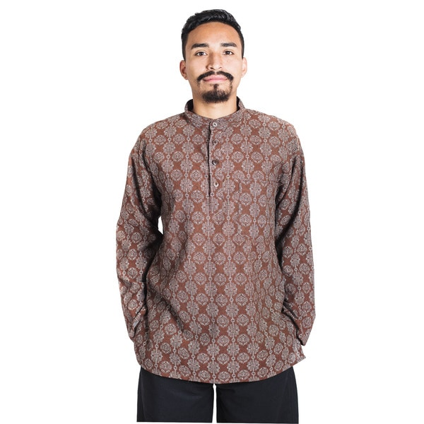 Mayan Man Long Sleeve (Nepal)