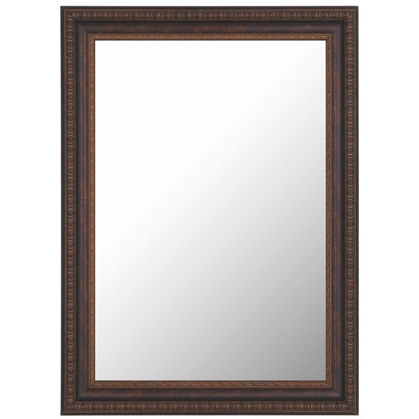 Hitchcock Butterfield Olde English Framed Mirror