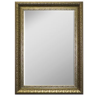 Arabian Nights Silver Resin Frame Wall Mirror