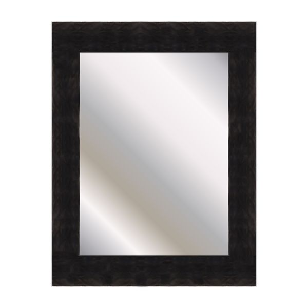 Hitchcock Butterfield River Copper Black Plastic Frame Wall Mirror 20254456