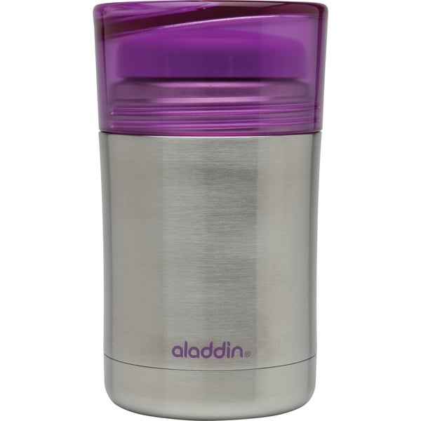 Aladdin 10-01067-001 12 Oz Stainless Steel Food Jar