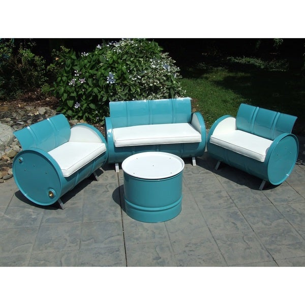 Del Ray 4-Piece Conversation Set 20256335