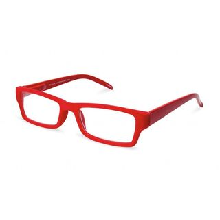 Scojo Square Red Reading Glasses